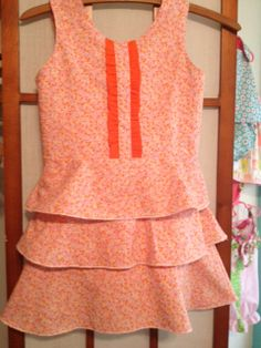 Scirocco Dress - Front