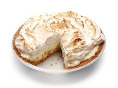 Banana-Coconut Marshmallow Meringue Pie