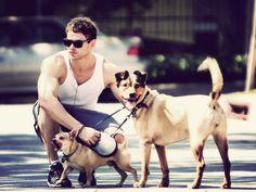 2261e94dc1021 Fotos De Cachorro, Fotos Do Cão, Kellan Lutz, Cães De Estimação,