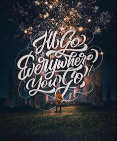 Beautiful lettering by @typebychris - #typegang - free fonts at typegang.com | typegang.com #typegang #typography
