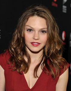 Aimee Teegarden at 'Call Me Crazy A Five Film' Premiere in West Hollywood on April 16, 2013