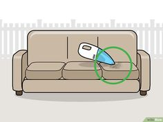 4 Ways to Remove Mildew from Fabric - wikiHow House Cleaning Services, House Cleaning Tips, Cleaning Hacks, Mildew Stains, Mold And Mildew, Mildew Remover For Fabric, Types Of Fungi, Cleaning Business, Cleaning Materials