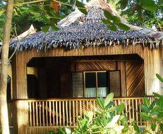 Bamboo Bungalow/huts #THAI #HOMES