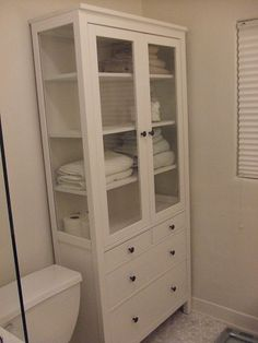 Pharmacy Cabinet from HEMNES Cabinet - IKEA Hackers