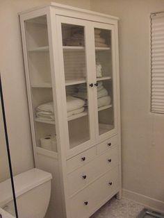 Pharmacy Cabinet from HEMNES Cabinet - IKEA Hackers