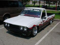 """Datsun 620 """"Concrete Deep"""""""