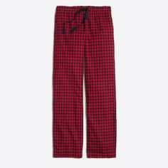 Crew Factory for the Yarn-dyed flannel pajama pant for Women. Find the best selection of Women Pants available in-stores and online. J Crew Pajamas, Pajamas Women, Pyjamas, Pjs, Flannel Pajama Pants, Pj Pants, Sleep Pants, Fall Outfits, Kids Outfits