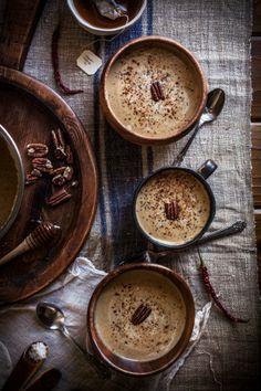 Adventures in Cooking: Roasted Pecan & Acorn Squash Soup