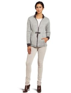 Coupe Collection Women's Chloe Jacket, Off White, X-Large Coupe Collection. $35.00