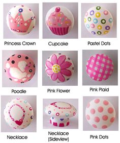 Cute baby knobs