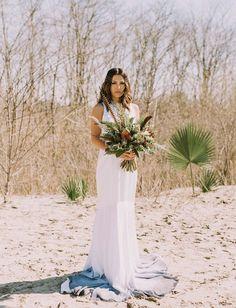 Tendance Robe du mariée 2017/2018  boho bride
