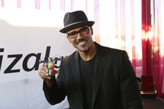 Shemar Moore couldn't decide on just one pair of specs with Crizal UV lenses!