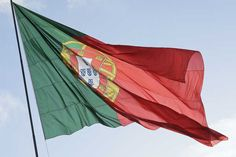 Bandeira de Portugal  ( Fábio Poço / Global Imagens )