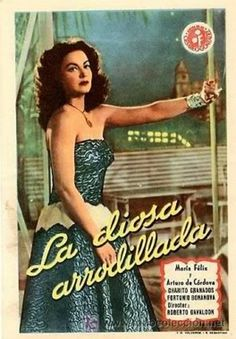 Verry stylish movie made Iin the late 1950's when Maria Felix was at the height of her beauty & career. Unfortunately it suffers from a bad script and terrible acting by Ms. Felix..
