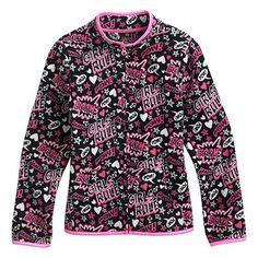 SO® Microfleece Zip-Front Jacket - Girls 7-16