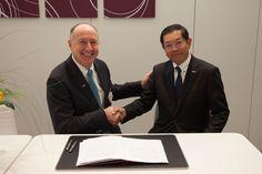 シーメンスとパナソニック、次世代電子機器組立工場における協業に合意