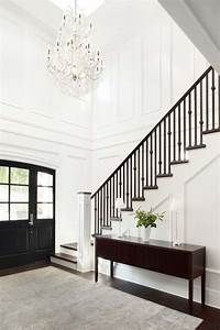 "Foyer Wainscoting ""two Story"" Home Design Ideas, Pictures ..."