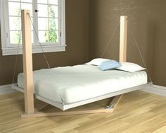 Examples Of Innovative Furniture Design Cool Examples Of Innovative Furniture Design - amazingly awesome bed! Cool Examples Of Innovative Furniture Design - amazingly awesome bed! Cool Bed Frames, Unique Bed Frames, Twin Bed Frames, Unique Kids Beds, Bedroom Frames, Diy Bed Frame, Pallet Furniture, Furniture Design, Furniture Ideas