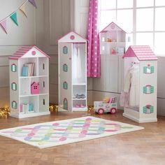 Doll's House, full-size children's furniture from gltc.co.uk