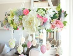 IDEAS TO DECORATE YOUR HOME FOR EASTER