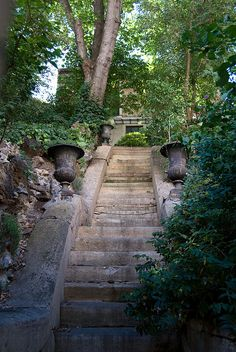 Le très joli passage Plantin, Paris 20e.