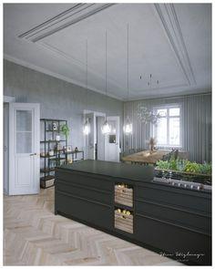 Behance, Artist, Kitchen, Home Decor, Cooking, Decoration Home, Room Decor, Kitchens, Cuisine