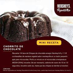 Chorrito de chocolate