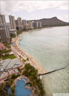 Waikiki Beach- although we aren't big on the busy city feel of Waikiki, I still suggest you check it out for at least a day. We prefer the quieter areas of Oahu, like the North Shore.
