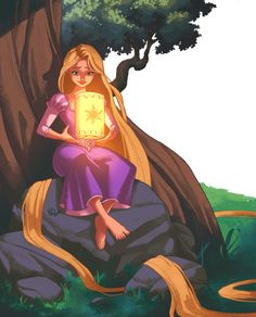 """Tangled the Series - Tangled Before Ever After, sabcin: """"All those days watching from the..."""