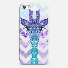 FUNKY GIRAFFE PURPLE TIFFANY iphone case iPhone 5s case by Monika Strigel | Casetify, Would this make a good gift? http://keep.com/funky-giraffe-purple-tiffany-iphone-case-iphone-5s-case-by-monika-strigel-casetify-by-monikastrigel/k/0vbPlEgBNd/
