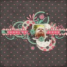 Pretty in Pink :: Take $2 Tuesday :: Gotta Pixel Digital Scrapbook Store