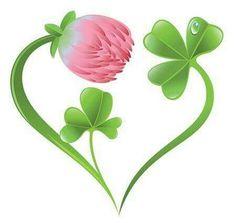 Shamrock Stock Photos And Images Heart Nail Art, Heart Nails, Heart Art, Four Leaf Clover Tattoo, Clover Tattoos, Shamrock Tattoos, St Paddys Day, St Patricks Day, Irish Tattoos