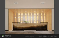 Interior design inspirations for your luxury hotel's reception or lobby. Hotel Reception Desk, Reception Desk Design, Lobby Reception, Reception Counter, Modern Reception Desk, Lobby Interior, Home Interior, Interior Architecture, Commercial Design