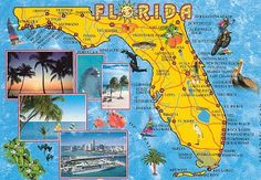 Teaching star students: Florida Cities Project - 4th Grade