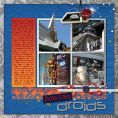 Star Tours - MouseScrappers.com