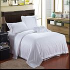 Hotel bleached white cotton sheeting fabric