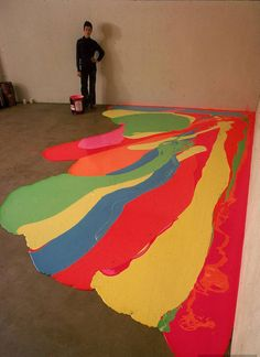 Lynda Benglis www.artexperiencenyc.com