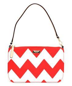 $99.99 (reg $128) Maraschino New York South Of The Border Lolly Handbag by Kate Spade