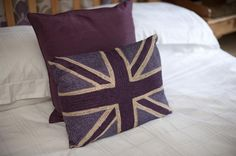 Free image of British themed bedroom British Themed Bedrooms, Jack Flag, Bedroom Themes, Union Jack, Free Stock Photos, Free Images, Cushions, Throw Pillows, Toss Pillows