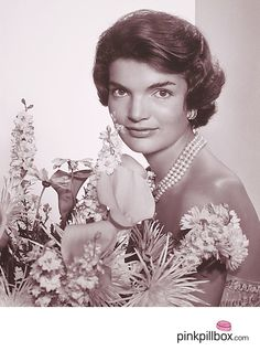 1957 Portrait by Yosuf Karsh. www.pinkpillbox.com.