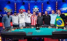 2014 WSOP November Niners - The 45th Annual World Series of Poker Final Nine