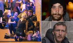 Homeless heroes care for injured children in Manchester terror attack Manchester Attack, Crying Shame, Child Face, Above And Beyond, Bad News, Illuminati, Common Sense, Daily News