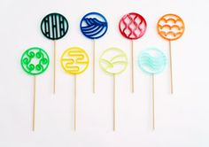 Japanese patterned candy 和柄あめ