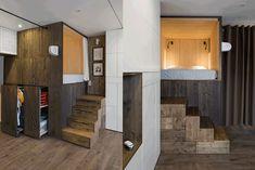 Ознакомьтесь с моим проектом в @Behance: «Flat 35 m²» https://www.behance.net/gallery/46484207/Flat-35-m