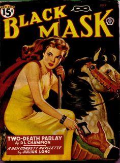 Image result for black mask magazine