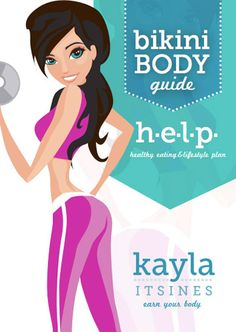 Kayla Itsines diet plan. A must as a companion to the workout plan