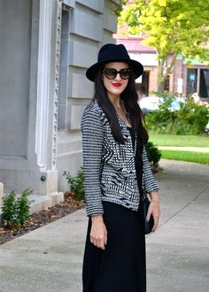Hats Off: Maxi For Fall