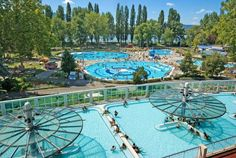Dagaly Lido is one of the biggest open air pool complex in Budapest with its Read Budapest Spa, Budapest Hungary, Budapest Thermal Baths, Capital Of Hungary, European River Cruises, Tourist Information, Hot Springs, Places To Go, City