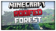 Minecraft 1.8.1 Seed - Roofed forest and Mountains at spawn! (For 1.8 an...