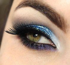 Tutorial – maquiagem inspirada na Úrsula de A Pequena Sereia (Ariel)
